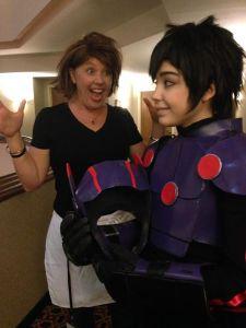 Cass and Hiro 2