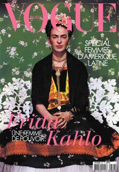 better frida vogue